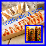 Waffle On A Stick Machines To Hire