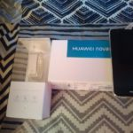 Huawei Nova in excellent condition.