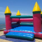 JUMPING CASTLE and WATER SLIDE for hire