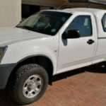 2012 Isuzu KB 250 DTEQ FLEETSIDE