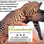 Queensburgh Bed and Breakfast or Self Catering