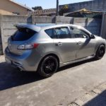 2010 Mazda 3 MPS 2.3 Turbo Charged